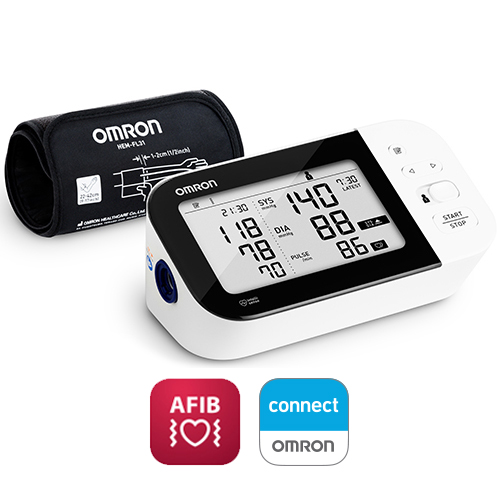 HEM-7361T | Blood Pressure Monitor for Atrial Fibrillation