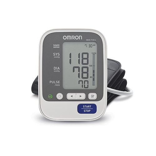 HEM-7130-L | Digital Blood Pressure Monitor