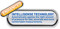Enhanced IntelliSense Technology | Omron Healthcare